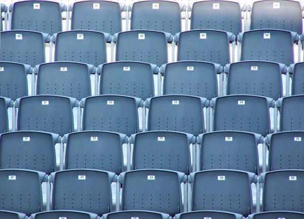 stadion stuehle