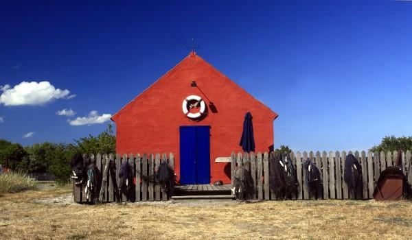 fischerhaus in snogebaek