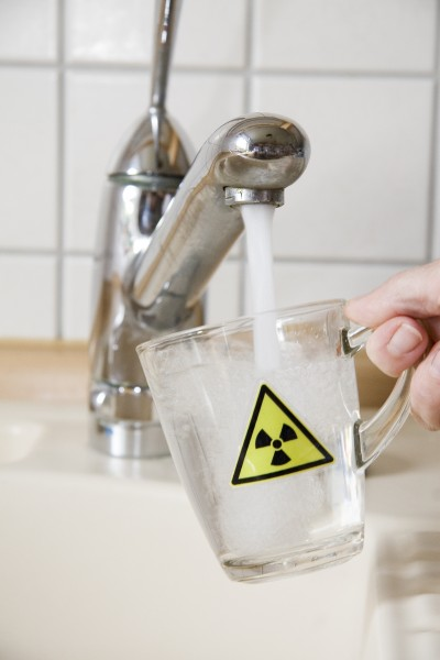 radioaktivitaet im trinkwasser