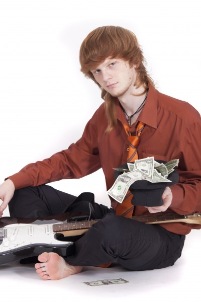arbeitslose musiker