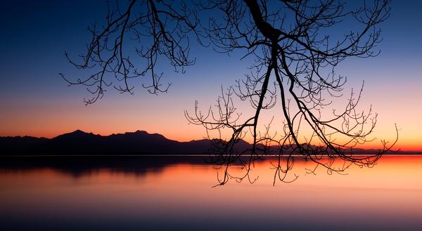 last light before night