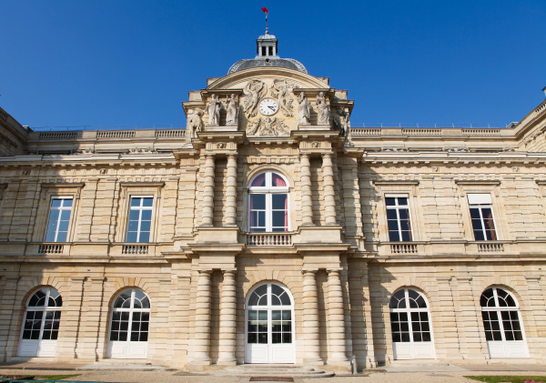 franzoesisch senat in paris