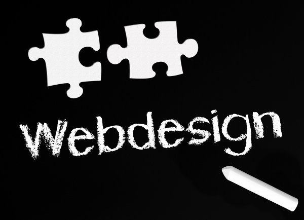 webdesign kreide tafel schwarz