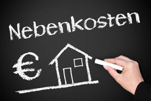 nebenkosten immobilie und wohnung