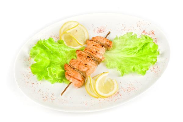 lachs kebab