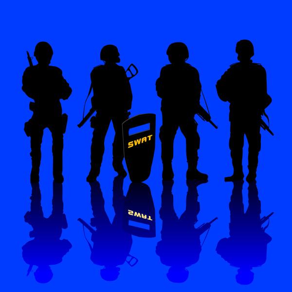 anti terror polizei