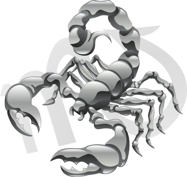 der skorpion skorpion sternzeichen