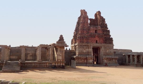 vittala temple at vijayanagara
