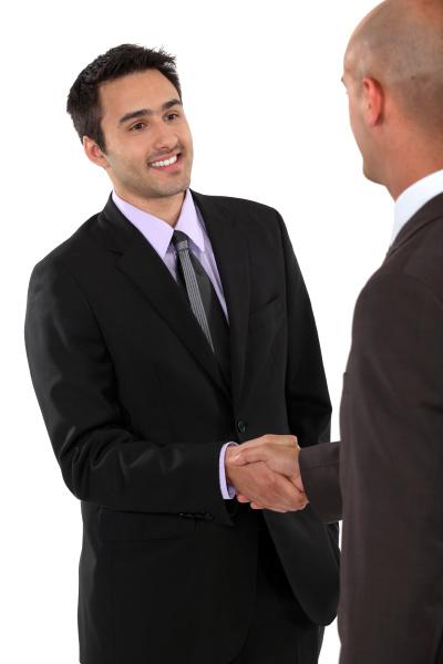 ein business handshake