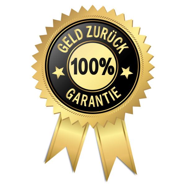 siegel, -, 100%, geld, zurück, garantie - 9146492