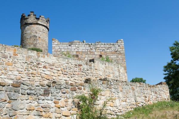 aussenmauer muehlenburg