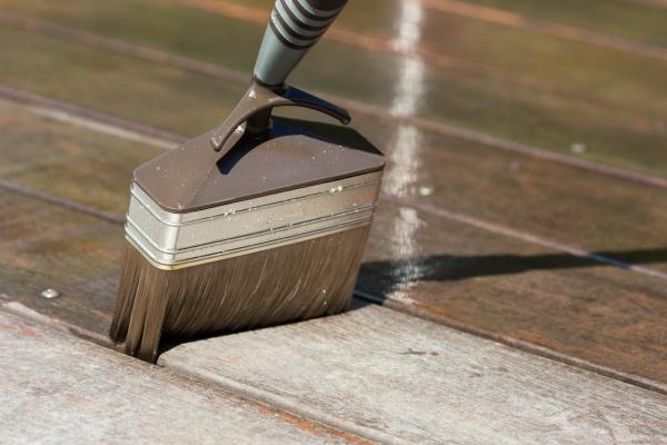 terrassenpflege