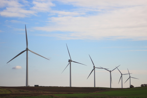 windmill, park, producing, substainable, energi, on - 11963926