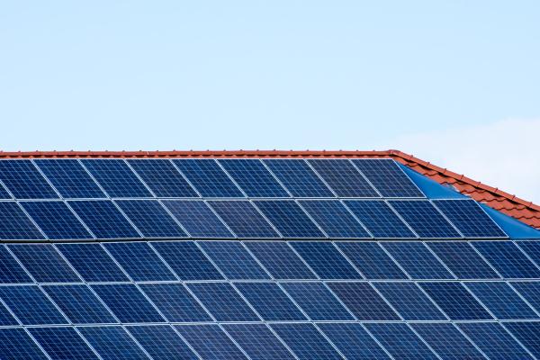 alternative energie mit photovoltaik
