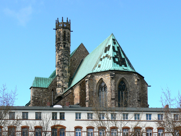 wallonerkirche st augustini in magdeburg