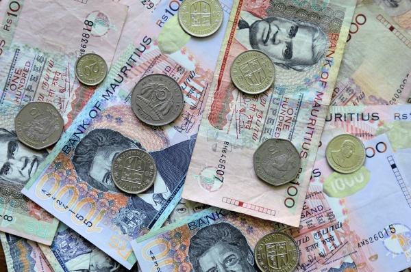 mauritius geld