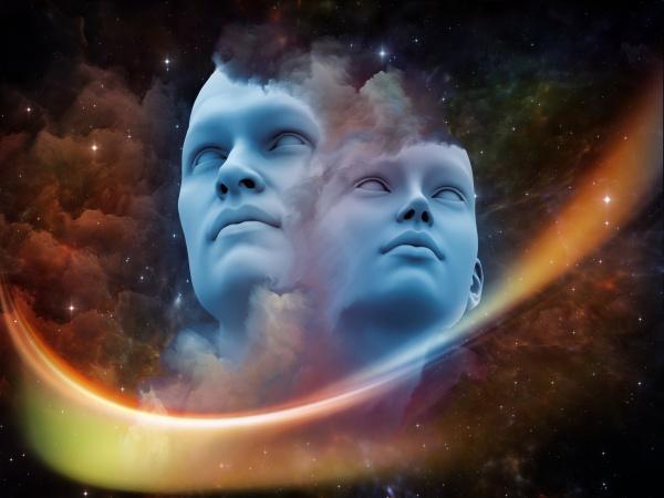 frau blau abmachung leben bestehen existenz