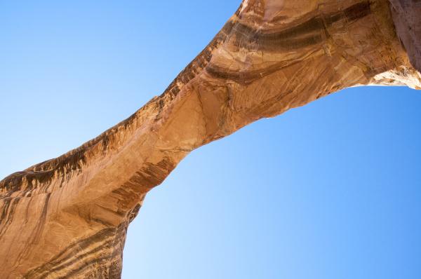 sipapu natural bridge utah steinbogen