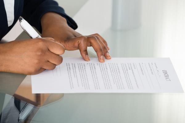 personenunterzeichnungsvertrag