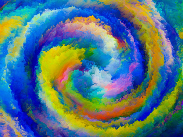 visualisierung von farben