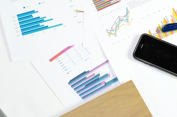 wirtschaftsfinanzierung buchhaltung statistik und analytisches forschungskonzept