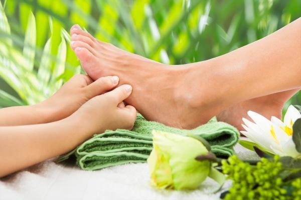 frauenfuesse durchmachende massage