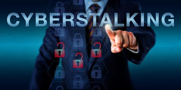 forensic investigator schieben cyberstalking