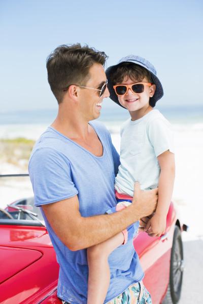 braun braeunlich bruenett strand auto automobil
