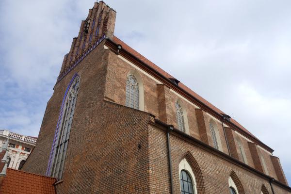 dorotheenkirche in breslau