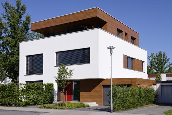deutschland moderne freistehende einzelhaus