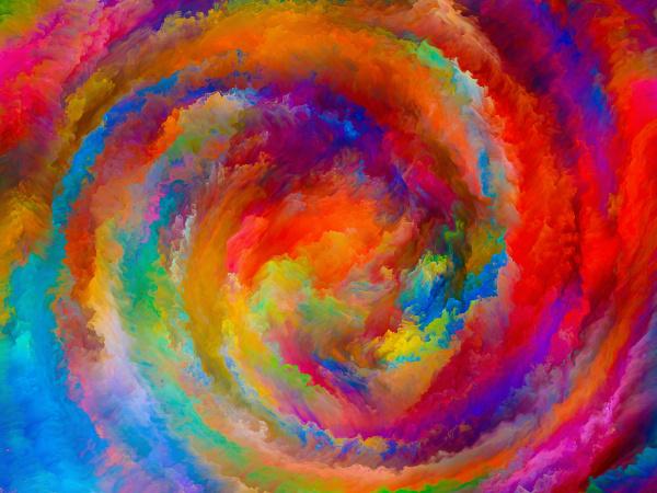 digitales leben der farben