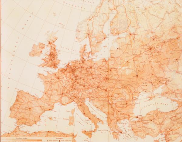 europa spanien weinlese wort illustration frankreich