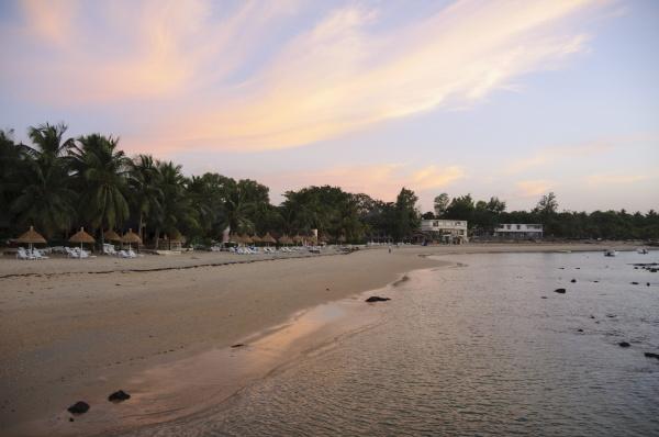 fahrt reisen farbe sonnenuntergang afrika strand