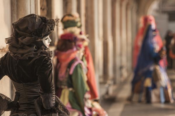 karneval in venedig venedig venetien italien