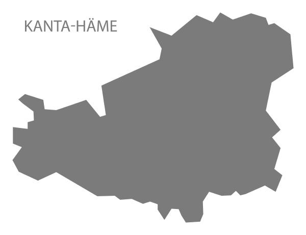 kanta haeme finnland karte grau