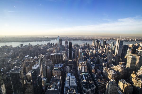 usa new york city stadtbild