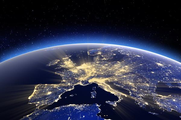 europa elemente dieses bildes von