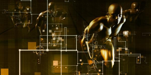 business technology globales netzwerk