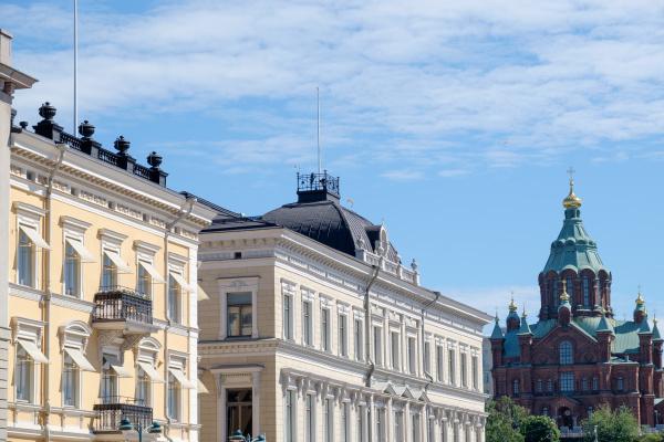 helsinki in finnland