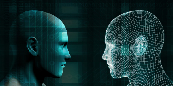 kuenstliche intelligenz konzept