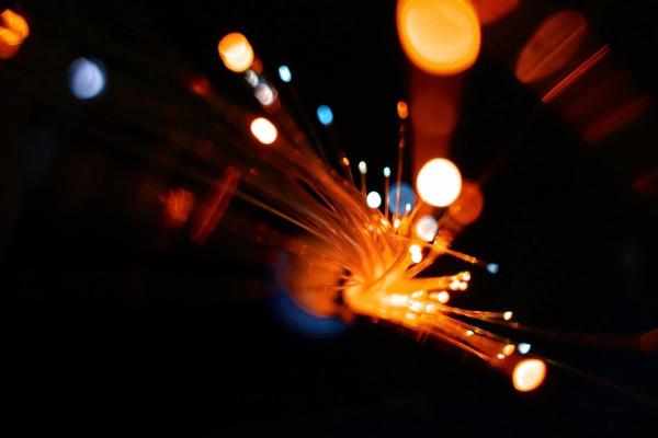 lichtexplosion hintergrund