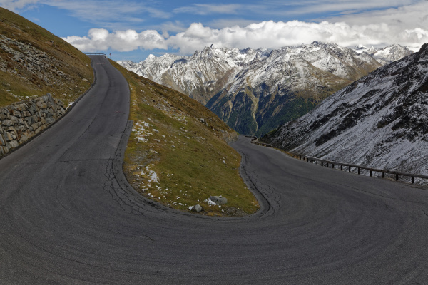 fahrt reisen wolke alpen gipfel austria