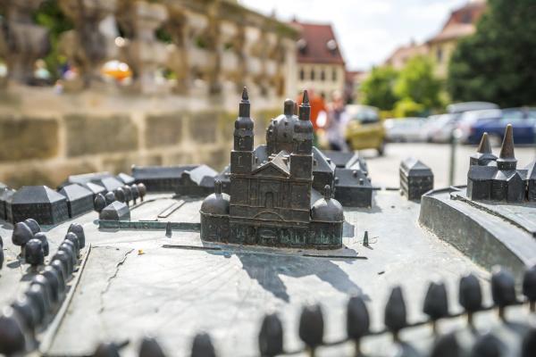 deutschland hessen fulda miniatur des fuldaer