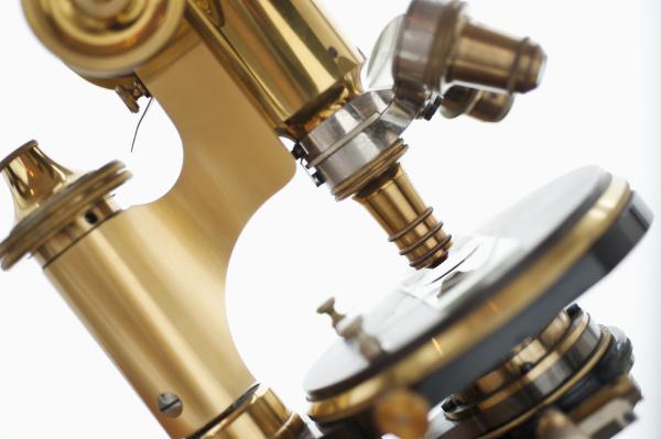 nahaufnahme des mikroskops