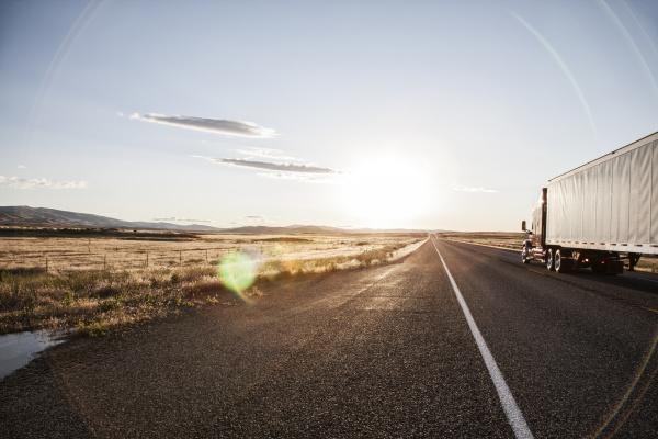 fahrt reisen verkehr verkehrswesen sonnenuntergang usa