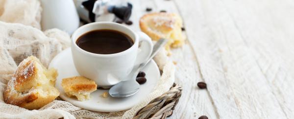 italienischer kaffee zum fruehstueck