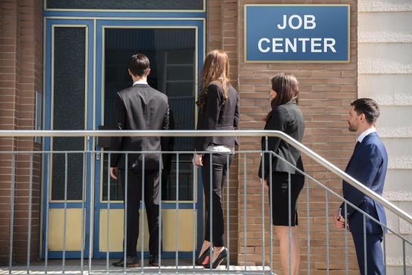 wirtschaftler die ausserhalb des job zentrums