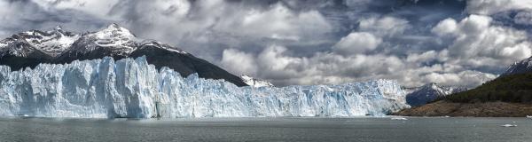 perito moreno gletscher vor dem suedpatagonischen