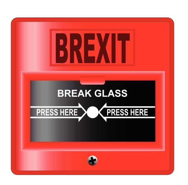 brexit break glas alarm