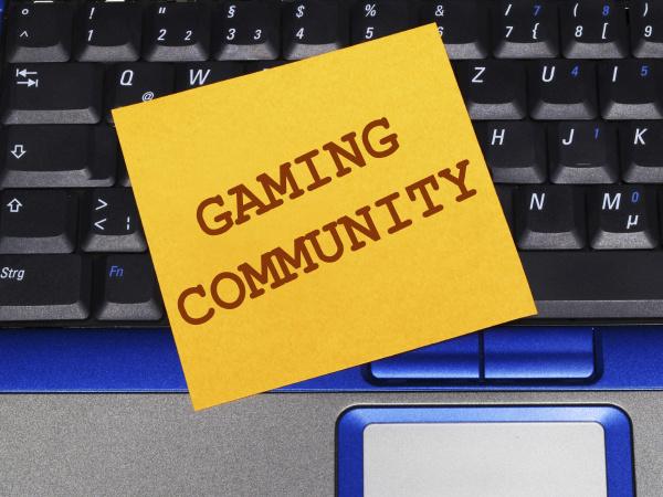 memo note auf notebook gaming community